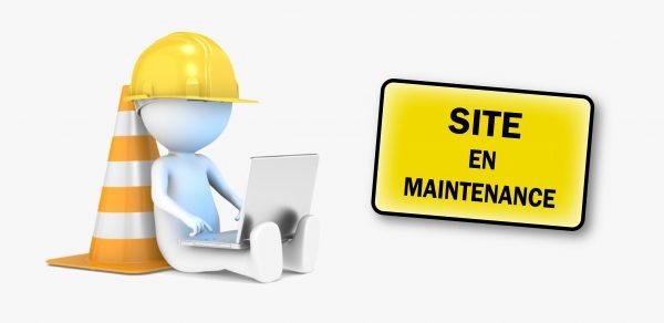 Site en maintenance le dimanche 19 septembre 2021